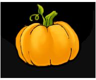 Jasper and Zot pumpkin