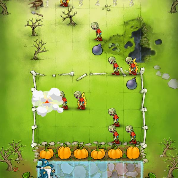 Jasper and Zot iPad screenshot