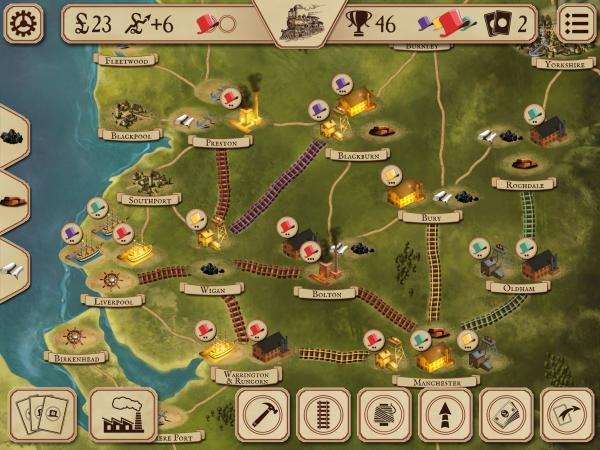 Brass iPad screenshot 02